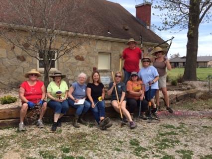 Barn Gardening