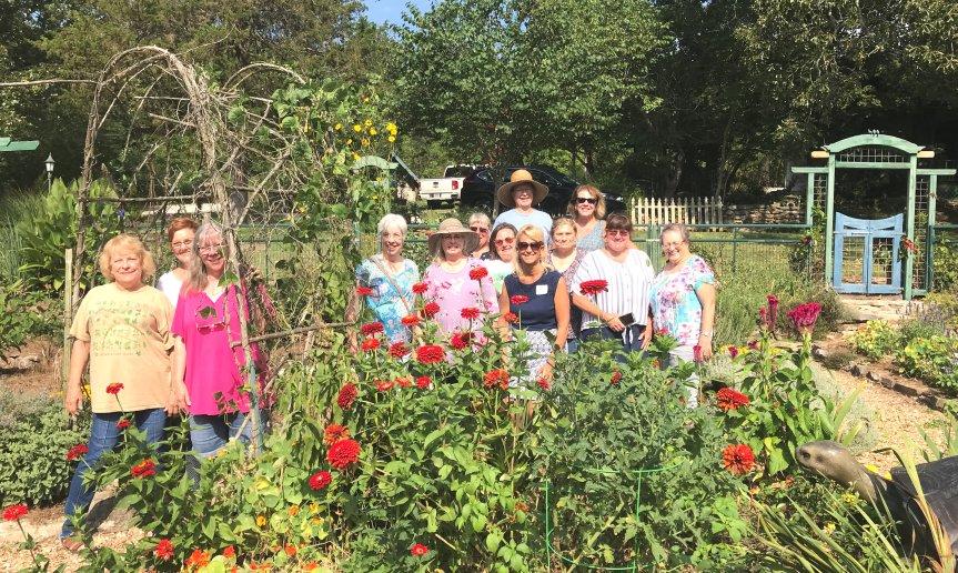 Long Creek Herbs Garden